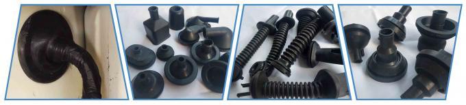 Epdm Automotive Wiring Harness Grommets Rubber Bulkhead Grommets